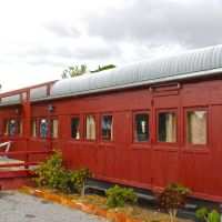 Port Fairy Flyer Train Carriage